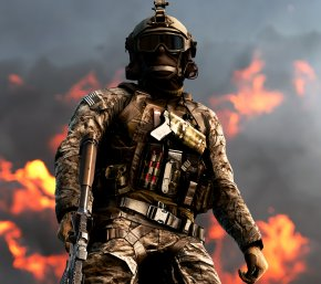 Battlefield - Battlefield 4 Battlefield 3 Battlefield 1 Battlefield: Bad Company 2 Video Game PNG