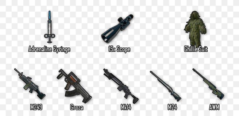 Playerunknown S Battlegrounds Pubg Mobile Gun Weapon Game Png
