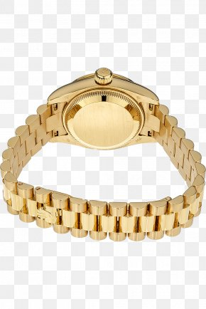 Rolex - Rolex Datejust Jewellery Watch Strap Metal PNG