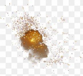 Explosion Particles Picture - Explosion Particle Light PNG
