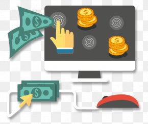 Marketing - Pay-per-click Online Advertising Cost Per Impression Clip Art PNG