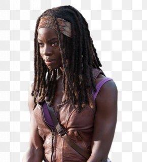 Dead - Danai Gurira The Walking Dead: Michonne Rick Grimes PNG