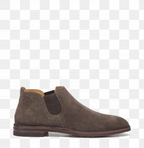 Water Washed Short Boots - Suede Shoe Boot Brown Walking PNG