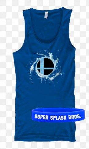 T-shirt - T-shirt Gilets Need For Speed: Hot Pursuit 2 Sleeveless Shirt PNG