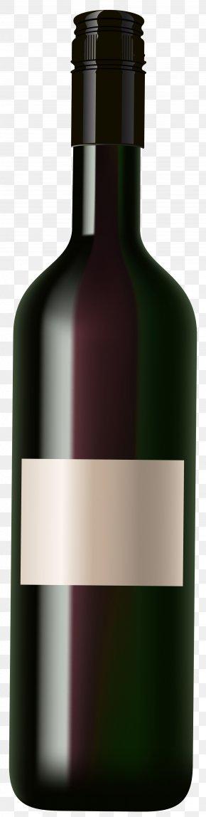 Wine Bottle Clip Art Image - Red Wine Beer Champagne PNG