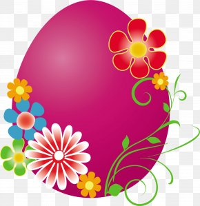 Easter - Easter Bunny Happiness Easter Egg Clip Art PNG