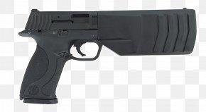 Handgun - Trigger Firearm Handgun Pistol SilencerCo PNG