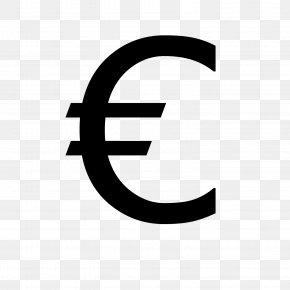 Euro Sign - Euro Sign 1 Euro Coin PNG