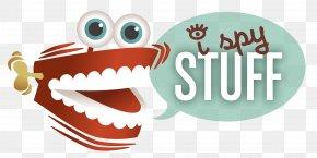 I Spy Books Halloween - Jaws Logo User Interface Design Brand PNG