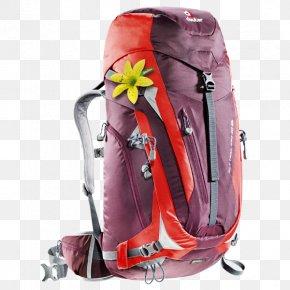 Backpack - Backpack Deuter Sport Deuter ACT Trail 30 Deuter ACT Lite 40 + 10 Deuter ACT Lite 60+10 SL PNG