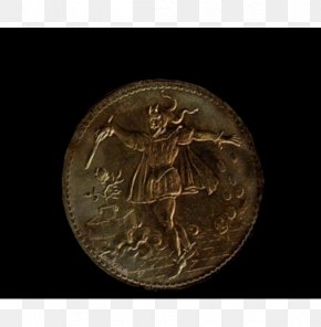 Coin - Copper Coin Medal Bronze Silver PNG