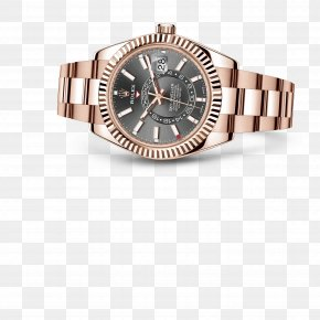 Rolex - Rolex Sea Dweller Watch Jewellery Colored Gold PNG