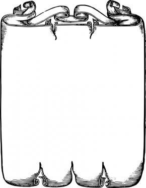Scroll Border Cliparts - Scroll Clip Art PNG