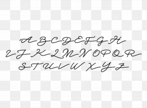 Handwritten - Handwriting Script Typeface Serif Font PNG