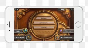 Hearthstone - Hearthstone IPhone Android Video Game User Interface PNG