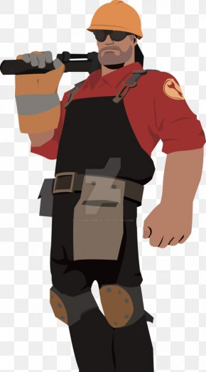 Engineer - Team Fortress 2 Team Fortress Classic Engineering Sentry Gun PNG
