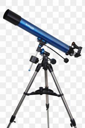 Black Telescope - Meade Instruments Refracting Telescope Reflecting Telescope Coma PNG
