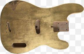 Gold Leaf - Guitar Gold Fender Precision Bass Pickguard Fender Stratocaster PNG
