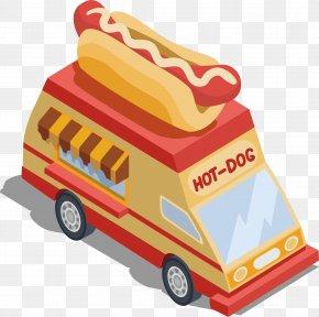 Super Hotdog Diner - Hot Dog Ice Cream Hamburger Fast Food Take-out PNG