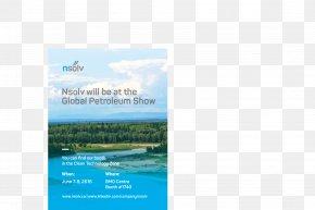 Water - Water Resources Advertising Brand Brochure PNG