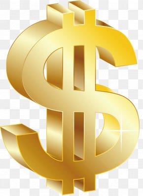 Dollar - Dollar Sign Currency Symbol United States Dollar Money PNG