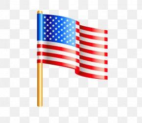United States Flag - Flag Of The United States Illustration PNG