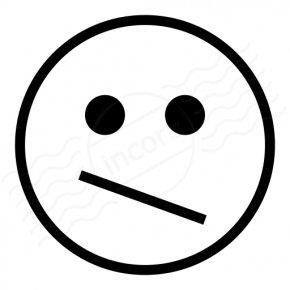 Confused Emoticon - Emoticon Smiley Emoji Clip Art PNG