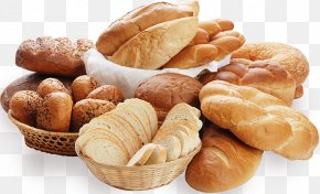 Bread Image - Bakery Baguette White Bread Baking PNG