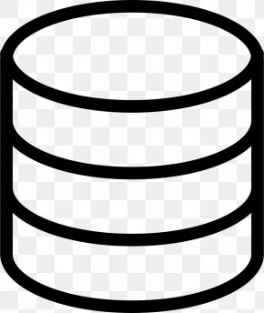Psd Source File - Datasource Database PNG