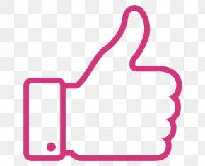 Social Media - Thumb Signal Social Media Facebook Like Button PNG