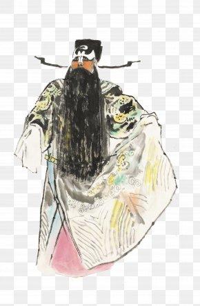 Peking Opera Bao Zheng - China Peking Opera Chinese Opera Poster PNG