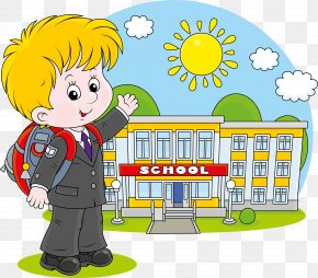 School - National Primary School Student Primary Education Clip Art PNG