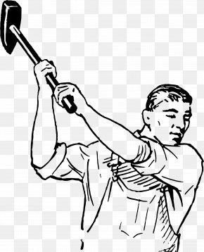 Workman - Sledgehammer Hand Tool Clip Art PNG