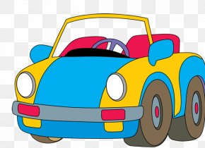 Blue Car Clipart - Model Car Clip Art: Transportation Toy Clip Art PNG