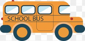 Safe School Bus - School Bus Double-decker Bus PNG