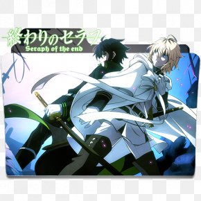 Seraph Of The End Cosplay Otaku Png 936x750px Watercolor