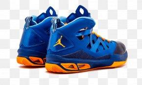Nike - 2012–13 New York Knicks Season Jumpman Syracuse Orange Men's Basketball Sneakers PNG