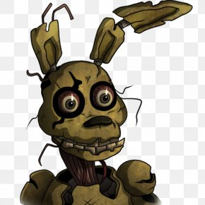 Five Nights At Freddy's 3 Springtrap - Five Nights At Freddy's 3 Five Nights At Freddy's: Sister Location Five Nights At Freddy's: The Twisted Ones Video PNG