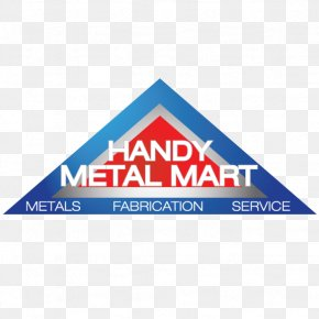 Hmm - Handy Metal Mart Steel Sheet Metal Label PNG