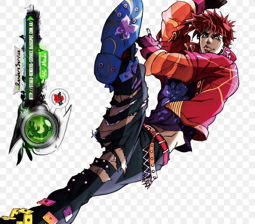 Download Anime Joseph Joestar Full Body Gif