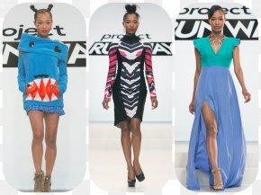 Season 12 Model New York Fashion Week Fashion ShowModel - Project Runway PNG