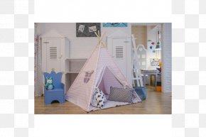 Tipi - Tipi Tent Blue Textile White PNG