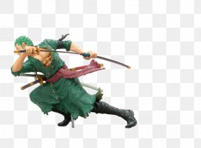 One Piece - Roronoa Zoro Monkey D. Luffy Portgas D. Ace One Piece: World Seeker Figurine PNG