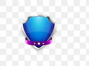 Vector Blue Shield - Shield Adobe Illustrator PNG