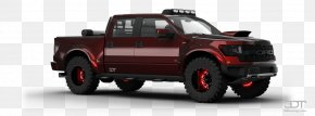Pickup Truck - Tire Pickup Truck Car Tow Truck Off-road Vehicle PNG
