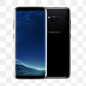 Samsung - IPhone X Samsung Galaxy S8+ IPhone 7 Smartphone PNG
