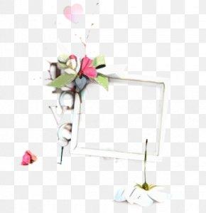 Petal Anthurium - Pink Flower Cartoon PNG