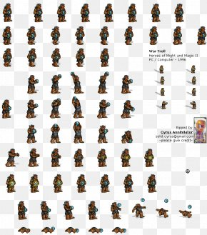 Troll - PlayStation 2 Sprite Super Nintendo Entertainment System Wii PNG