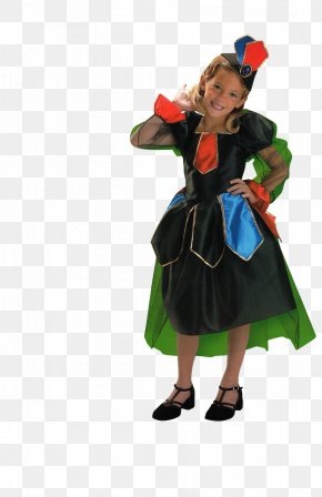 Traditional Costume - Costume Party Child Halloween Costume PNG