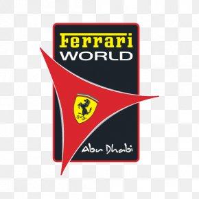 Ferrari - Ferrari World Abu Dhabi Dubai Yas Waterworld Abu Dhabi Flying Aces PNG